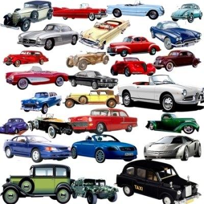 Продажа старых американских машин